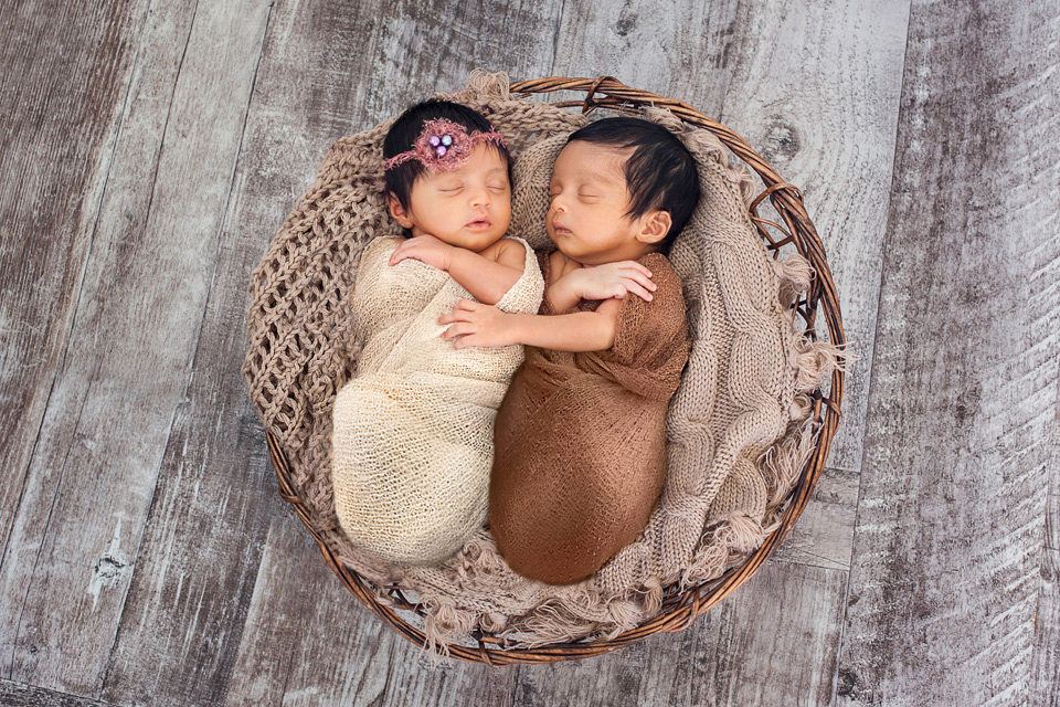 Twin newborn photography Sydney - Newborn_Photography_Sydney_Newborn_Photographer_Lena_Postnova_Twins_Babies_Shivaani_Yashraaj_1_month_old_003